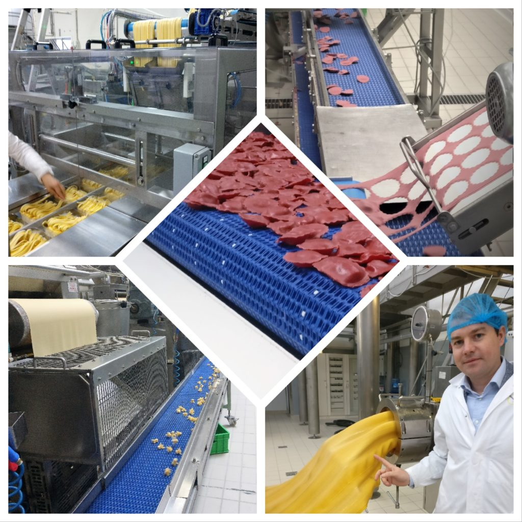Innovations in fresh pasta are booming. Following various visits to main players in the industry we see a series of innovations